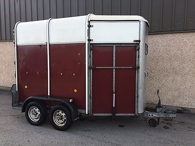 Ifor Williams HB505 Horsebox 995