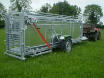 Sheepeze   TH Jenkinson   New & Used Ifor Williams Trailers