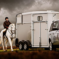 Ifor Williams Horseboxes