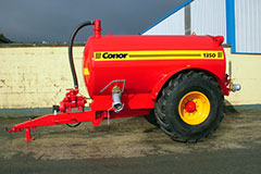 Dealers of Conor Slurry Tankers
