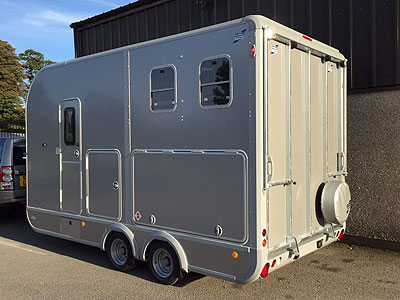 Eventa Th Jenkinson New Amp Used Ifor Williams Trailers