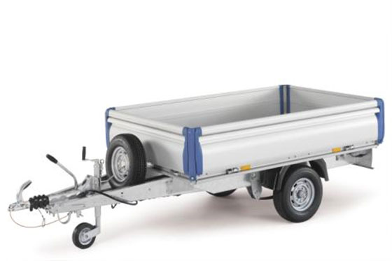 Ifor Williams Eurolight EL-101-2012 trailer