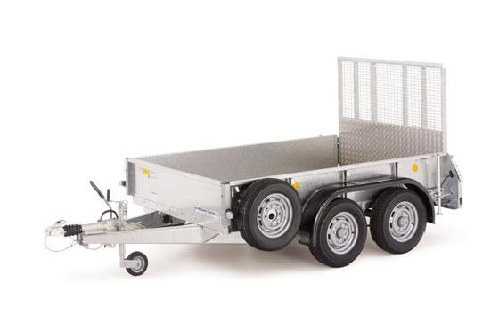 Ifor Williams General Duty and Commercial Trailers