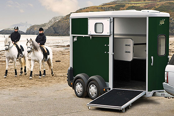 Ifor Williams HB506 Horsebox