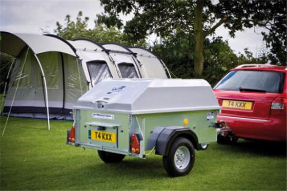 Ifor Williams P5 Trailer