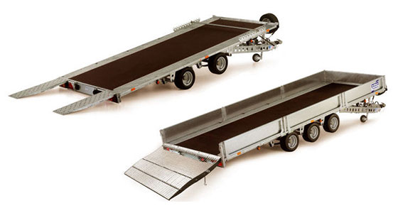 Ifor Williams TB Tiltbed Trailers