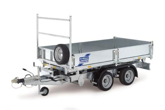 Ifor Williams Tipping Trailers